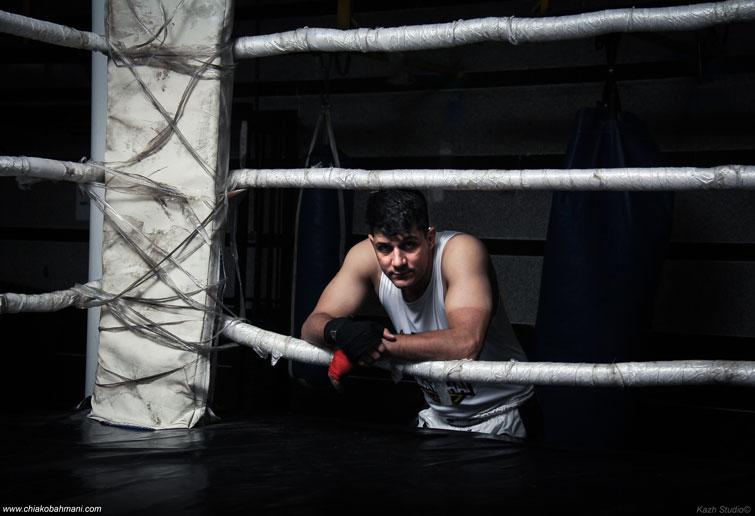 chiako bahmani boxing school