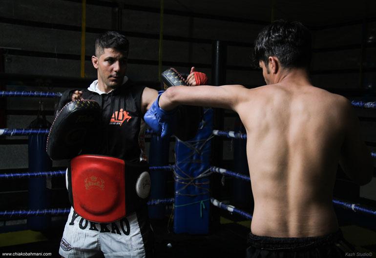 Kickboxing benefits