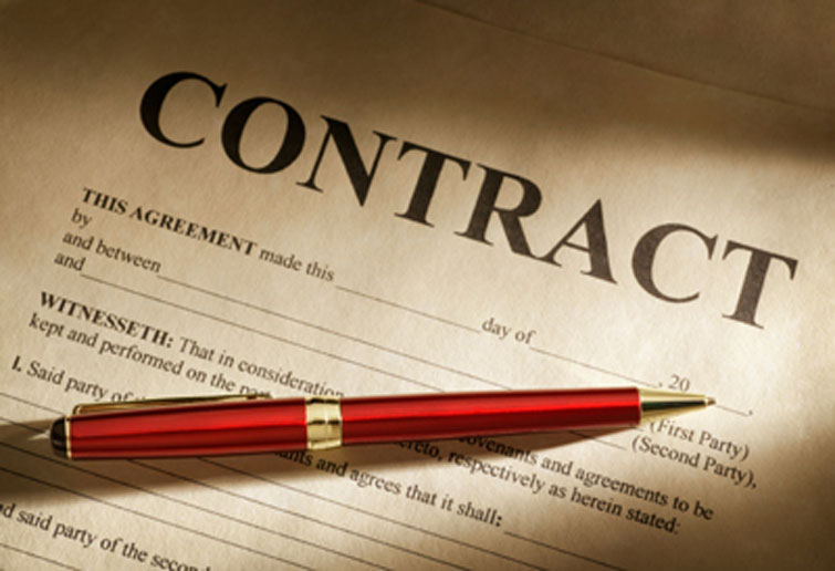 chiako bahmani contracts